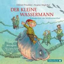 Otfried Preußler: Der kleine Wassermann: Sommerfest im Mühlenweiher - Das Hörspiel, CD