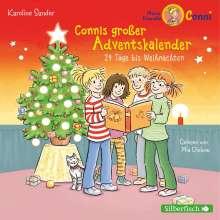 Karoline Sander: Connis großer Adventskalender, 2 CDs