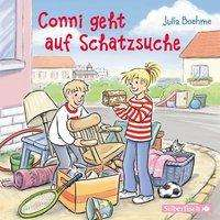 Julia Boehme: Conni geht auf Schatzsuche (Meine Freundin Conni - ab 6), CD