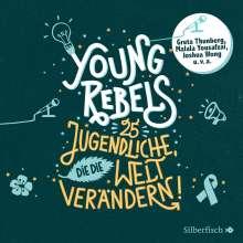 Christine Knödler: Young Rebels, 3 CDs
