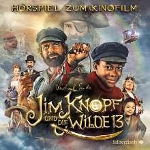 Michael Ende: Jim Knopf und die Wilde 13 - Das Filmhörspiel, CD