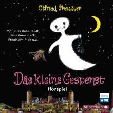 Das Kleine Gespenst-Das WDR-Hörspiel, 2 CDs