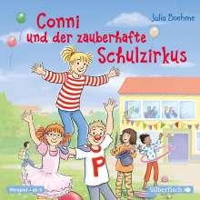 Julia Boehme: Conni und der zauberhafte Schulzirkus (Meine Freundin Conni - ab 6), CD