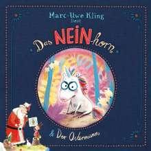 Marc-Uwe Kling: Das Neinhorn & der Ostermann, CD