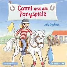 Julia Boehme: Conni und die Ponyspiele (Meine Freundin Conni - ab 6), CD