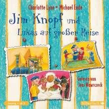 Michael Ende: Jim Knopf und Lukas auf großer Reise, CD