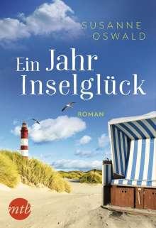 Susanne Oswald: Ein Jahr Inselglück, Buch