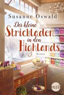 Susanne Oswald: Der kleine Strickladen in den Highlands, Buch