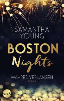Samantha Young: Boston Nights - Wahres Verlangen, Buch