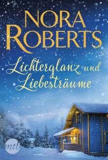 Nora Roberts: Lichterglanz und Liebesträume, Buch