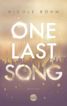 Nicole Böhm: One Last Song, Buch