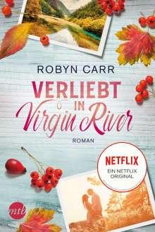 Robyn Carr: Verliebt in Virgin River, Buch