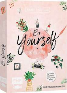 Tanja Pöltl: Bullet Journal - Be Yourself - kreativ leben, Buch