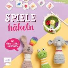 Andrea Allmeroth: Spiele häkeln, Buch