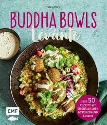 Tanja Dusy: Buddha Bowls - Levante, Buch