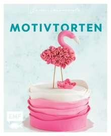Genussmomente: Motivtorten, Buch