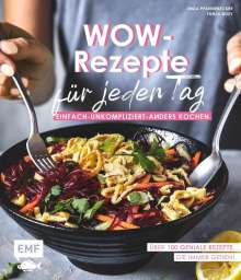 Tanja Dusy: Kochen. Einfach. Anders., Buch