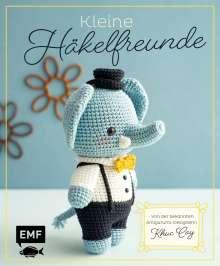 Khuc Cay: Kleine Häkelfreunde, Buch