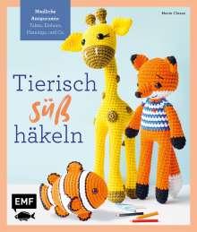 Marie Clesse: Tierisch süß häkeln, Buch