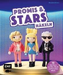 Alexandra Schwarz: Promis und Stars häkeln, Buch