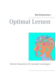 Rita Scheuermann: Optimal Lernen, Buch