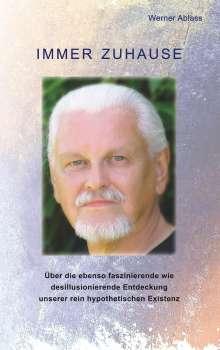 Werner Ablass: Immer zuhause, Buch