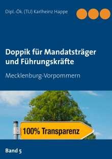 Karlheinz Happe: Doppik für Mandatsträger und Führungskräfte, Buch