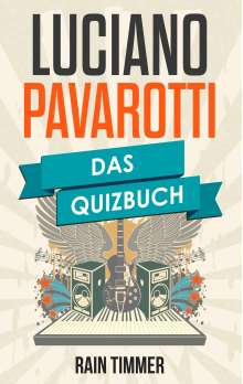Rain Timmer: Luciano Pavarotti, Buch