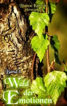 Bibi Rend: Wald der Emotionen, Buch