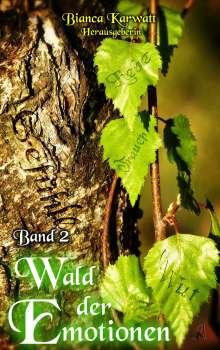 Isabella Bauch: Wald der Emotionen, Buch