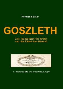 Hermann Baum: Goszleth, Buch