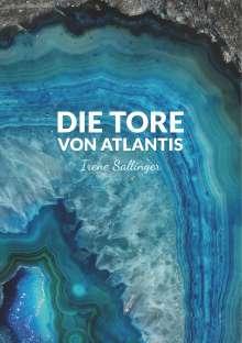 Irene Sallinger: Die Tore von Atlantis, Buch