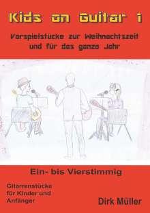 Dirk Müller: Kids on Guitar, Buch