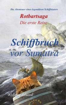 Wolfgang Schwerdt: Rotbartsaga, Buch