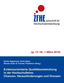 Evidenzorientierte Qualitätsentwicklung in der Hochschullehre, Buch