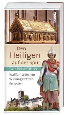 Dirk Klingner: Den Heiligen auf der Spur, Buch