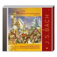 CD »Das Weihnachtsoratorium (BWV 248)«, CD