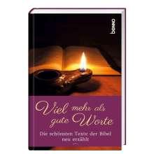 Volker Bauch: Viel mehr als gute Worte, Buch