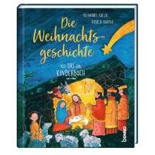 Reinhard Abeln: Die Weihnachtsgeschichte, Buch