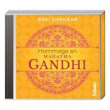 Ravi Shankar: Hommage an Mahatma Gandhi, CD