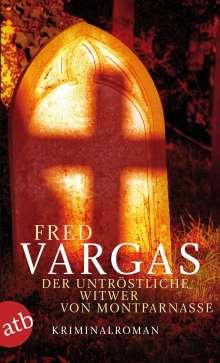 Fred Vargas: Der untröstliche Witwer von Montparnasse, Buch