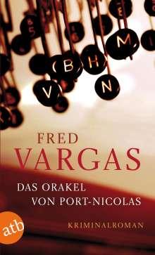 Fred Vargas: Das Orakel von Port-Nicolas, Buch