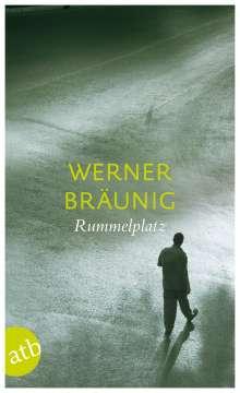 Werner Bräunig: Rummelplatz, Buch