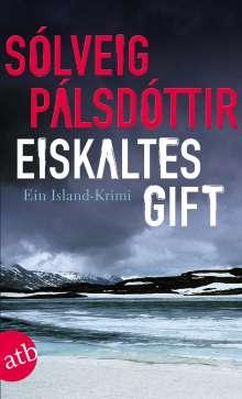 Sólveig Pálsdóttir: Eiskaltes Gift, Buch