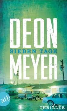 Deon Meyer: Sieben Tage, Buch
