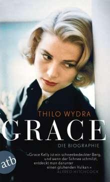 Thilo Wydra: Grace, Buch