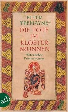 Peter Tremayne: Die Tote im Klosterbrunnen, Buch