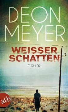 Deon Meyer: Weißer Schatten, Buch
