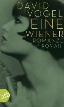 David Vogel: Eine Wiener Romanze, Buch