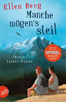 Ellen Berg: Manche mögen's steil, Buch